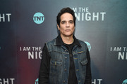"""Yul Vazquez attends the """"I Am The Night"""" New York Premiere at Metrograph on January 22, 2019 in New York City."""