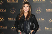 Actress Heather McDonald attends Nights of the Jack Halloween Activation Launch Party at the King Gillette Ranch on October 10, 2018 in Calabasas, California.