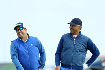 Nikesh Arora Alfred Dunhill Links Championship - Day One