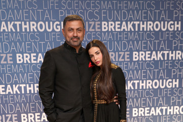 Nikesh Arora 2019 Breakthrough Prize - Red Carpet