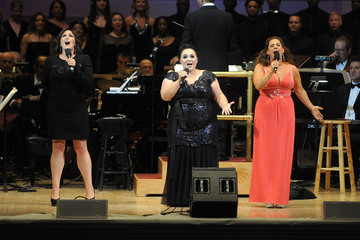 Nikki Blonsky The New York Pops 31st Birthday Gala