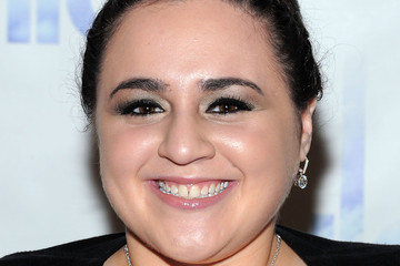 "Nikki Blonsky ""High"" Broadway Opening Night - Arrivals & Curtain Call"