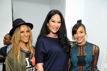 Nikki Chu Kimora Lee Simmons Celebrates the Opening of Her Beverly Hills Boutique with W Magazine