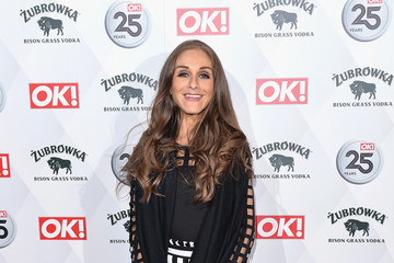 Nikki Grahame OK! Magazine 25th Anniversary Party - Arrivals