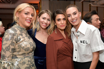 Nikki Reed Marie Claire Honors Hollywood's Change Makers