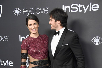 Nikki Reed Warner Bros. Pictures and InStyle Host 18th Annual Post-Golden Globes Party - Arrivals