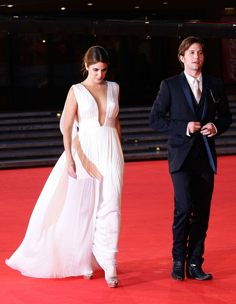 Nikki Reed - Lancia On The Red Carpet At The 6th International Rome Film Festival