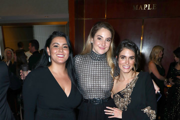 Nikki Reed The 2018 InStyle and Warner Bros. 75th Annual Golden Globe Awards Post-Party - Red Carpet