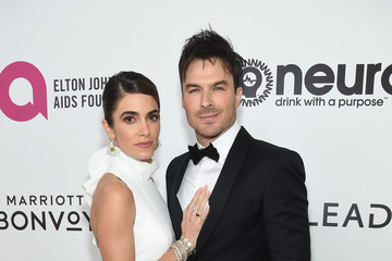 Nikki Reed 27th Annual Elton John AIDS Foundation Academy Awards Viewing Party Sponsored By IMDb And Neuro Drinks Celebrating EJAF And The 91st Academy Awards - Red Carpet
