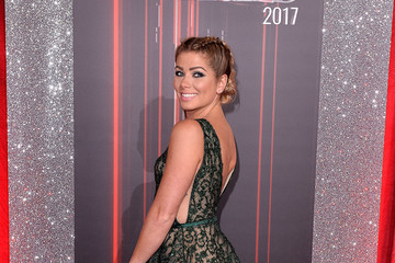 Nikki Sanderson British Soap Awards - Red Carpet Arrivals