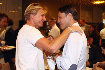 Niko Kovac Club Of Former National Players Meeting