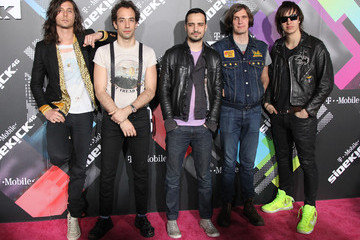 Nikolai Fraiture T-Mobile Sidekick 4G Launch Event - Arrivals