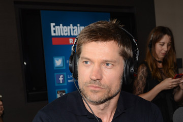 Nikolaj Coster-Waldau SiriusXM Broadcasts from Comic-Con