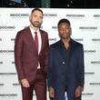 Niles Fitch Indochino Red Carpet Launch Party