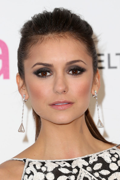 Nina Dobrev - 21st Annual Elton John AIDS Foundation's Oscar Viewing Party - Arrivals