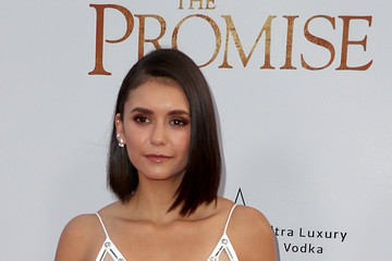 Nina Dobrev Premiere of Open Road Films' 'The Promise' - Arrivals