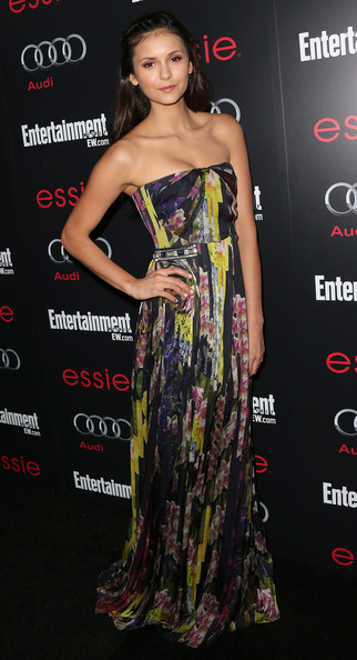 Nina Dobrev - Entertainment Weekly Screen Actors Guild Awards Pre-Party - Arrivals