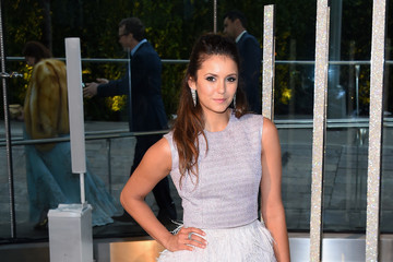 Nina Dobrev 2015 CFDA Fashion Awards - Cocktails