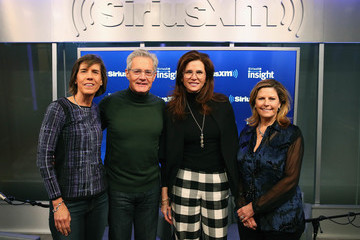 Nina Easton Pattie Sellers Kyle MacLachlan And Desiree Gruber Sit Down With Pattie Sellers And Nina Easton For SiriusXM's 'Making A Leader' Series