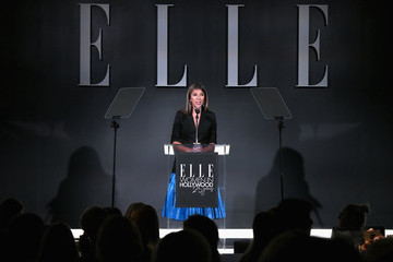 Nina Garcia ELLE's 25th Annual Women In Hollywood Celebration Presented By L'Oreal Paris, Hearts On Fire And CALVIN KLEIN - Moët & Chandon