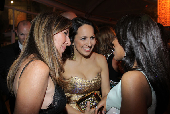 The Weinstein Company/Netflix's Golden Globes Afterparty
