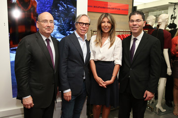 Nina Garcia Debut of Hilfiger Collection at Bloomingdale's Hosted by Tommy Hilfiger And Nina Garcia