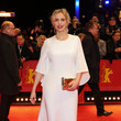 "Nina Hoss Opening Ceremony & ""My Salinger Year"" Premiere - 70th Berlinale International Film Festival"