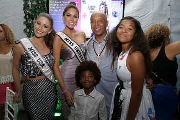 Nina Sanchez 15th Annual Art For Life Gala Hosted by Russell and Danny Simmons - Program & Dinner