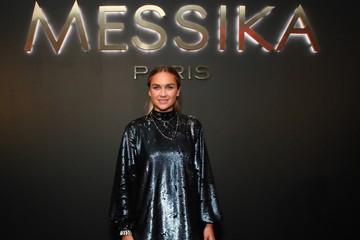 Nina Suess MESSIKA Party, NYC Fashion Week Spring/Summer 2019 Launching Of The Messika By Gigi Hadid New Collection