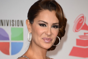 Ninel Conde The 13th Annual Latin GRAMMY Awards - Press Room