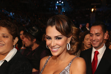 Ninel Conde The 13th Annual Latin GRAMMY Awards - Backstage And Audience