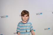Mason Cook arrives at the Nintendo Hosts Wii U Experience In Los Angeles on September 20, 2012 in Los Angeles, California.