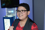Rico Rodriguez attends the Nintendo Hosts Wii U Experience In Los Angeles on September 20, 2012 in Los Angeles, California.
