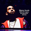 Nipsey Hussle BET Presents The 51st NAACP Image Awards - Show