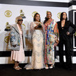 Nipsey Hussle 62nd Annual GRAMMY Awards - Press Room