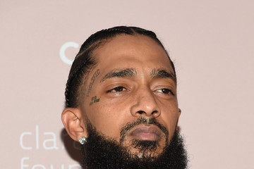Nipsey Hussle Rihanna's 4th Annual Diamond Ball Benefitting The Clara Lionel Foundation - Arrivals