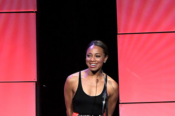Nischelle Turner The 42nd Annual Gracie Awards - Inside