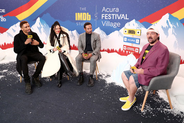 Nnamdi Asomugha The IMDb Studio At Acura Festival Village On Location At The 2020 Sundance Film Festival – Day 4