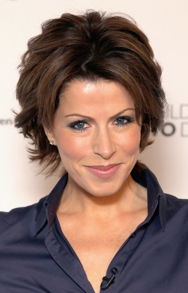 Natasha Kaplinsky In No Child Born To Die Campaign