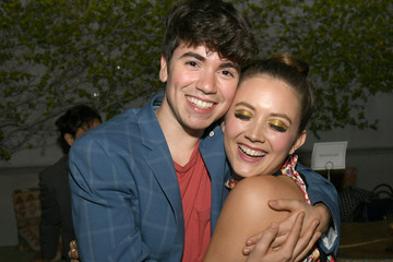 """Noah Galvin Billie Lourd LA Special Screening Of Annapurna Pictures' """"Booksmart"""" - After Party"""