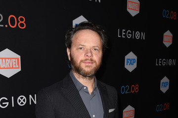 Noah Hawley Premiere Of FX's 'Legion' - Red Carpet