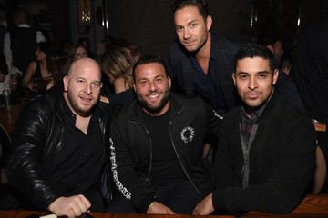Noah Tepperberg TAO, Beauty & Essex, Avenue and Luchini LA Grand Opening - Day 2