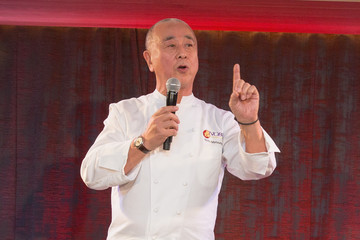 Nobu Matsuhisa Nobu Washington DC Sake Ceremony