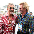 Noel Edmonds F1 Grand Prix of Monaco