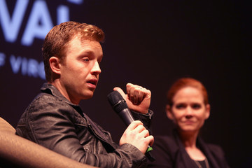 Noel Fisher The 30th Annual Virginia Film Festival at the University of Virginia in Charlottesville - Day 1
