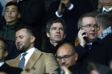 Noel Gallagher Oxford United v Manchester City - Carabao Cup Third Round