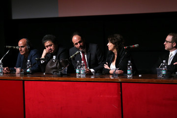 Noemie Lvovsky Award Winners Press Conference - The 8th Rome Film Festival