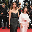 Noemie Merlant 'Invisible Demons' Red Carpet - The 74th Annual Cannes Film Festival