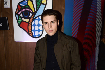 Nolan Funk The Daily Front Row x LIFEWTR New York Fashion Week Opening Night