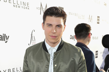 Nolan Funk Daily Front Row's 3rd Annual Fashion Los Angeles Awards - Red Carpet